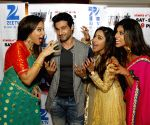 Media intraction of Zee TV new show Brahmarakshas