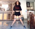Karishma Tanna's new fitness trick: Dance and workout