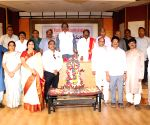 Telugu Cine Writers Association Silver Jublee Event Logo Launch
