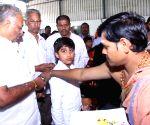 Telugu movie 'Daanaveera soorkarna' stills