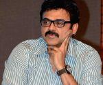 Telugu movie 'Drushyam' press meet