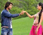 Telugu movie 'Mirchi Lanti Kurradu' stills