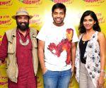 Telugu movie 'Naa Bangaru Talli' team at 98.3 FM Radio Mirchi station