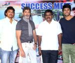 Telugu movie 'Ra Ra Krishnaiah' success meet