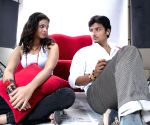 Telugu movie Rangam Modalayyindi stills