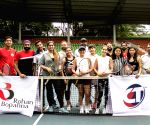 Cardio Tennis launch - Rohan Bopanna