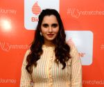 Neha Dhupia, Sania Mirza at mother's day photo shoot