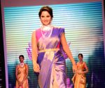 India International Jewellery Week 2015 - Sonam Kapoor, Sania Mirza