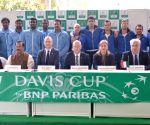 Davis Cup - draw ceremony