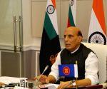 India 'priest' of peace, but can give apt reply to aggression: Rajnath (Ld)