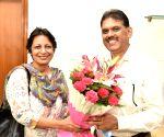 Tewari is new Punjab Chief Secretary