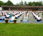 International Day of Yoga - Army