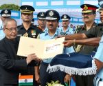 President Mukherjee at AFS Tezpur