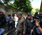 THAILAND BANGKOK WHARF EXPLOSION