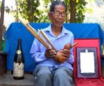Defying poverty, Tripura tribal artist gets Padma Shri for promoting rare musical instrument