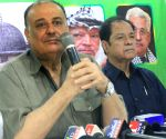 Palestine envoy's press conference