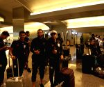Free Photo: Blue Tigers arrive in Qatar ahead of vital Qualifier