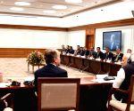 USISPF board members meets PM Modi