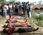 10 killed in UP road accident