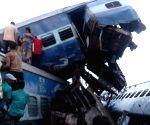 Muzaffarnagar (Uttar Pradesh): Passenger train derails in Muzaffarnagar