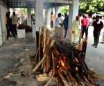 Funeral of Gurdaspur factory fire victims