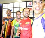 Pro Kabaddi teams' press conference