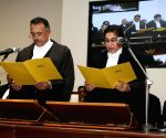 Punjab and Haryana HC Chief Justice administers oath to 3 judges