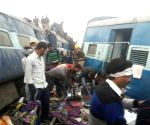 96 dead in train disaster near Kanpur