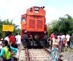 Bengaluru-bound Hamsafar express derails in Assam