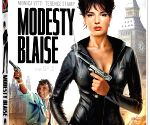 The original modern 'Action Girl': Modesty Blaise and her capers (Column: Bookends)