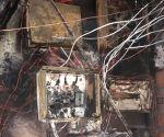 Major fire in girls hostel in Delhi, 5 hospitalised