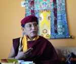 Buddhist leader the Gyalwang Drukpa greets Modi as Ladakh celebrates post 370