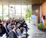 NETHERLANDS-THE HAGUE-CHINA-NETHERLANDS ECONOMIC COOPERATION FORUM