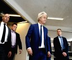 THE NETHERLANDS-PARLIAMENT ELECTIONS-GEERT WILDERS