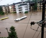 Helicopters, boats to rescue stranded train passengers