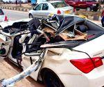 Three killed in Karnataka road accident
