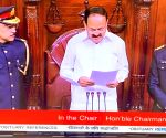 Rajya Sabha marshals' uniform changes