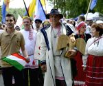 ESTONIA OBINITSA SETO PEOPLE CELEBRATION