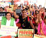 Karnataka Sexual Minorities Forum's demonstration