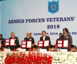 Indian Armed Forces celebrate the Veteran's Day