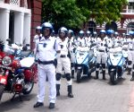 "Kolkata Police flags off all-women patrolling team - ""The Winners"