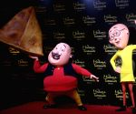 Motu and Patlu wax figures unveiled at Madame Tussauds