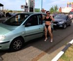 Free Photo: Russian petrol pump's bikini offer has Twitter in splits