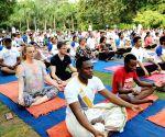 2nd International Day of Yoga 2016 - Lodhi Garden