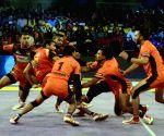 Pro Kabaddi - U Mumba vs Benagaluru Bulls