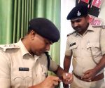 Passenger carrying country made pistol held at Patna Airport