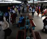 The public is allowed to travel again after several months of lockdown in Chennai