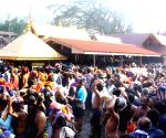 Security tightened at Sabarimala ahead of verdict