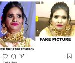 Ranu Mondal's viral makeup pic 'fake', claims salon