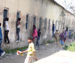 Cheating in Bihar board exams